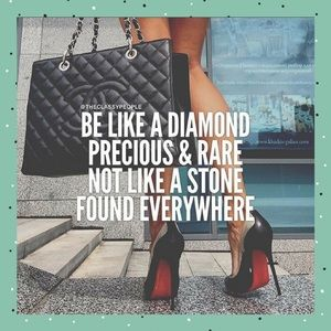 Diamonds are made thru years of pressure!